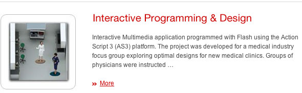 JDL Studio Interactive Programming & Design