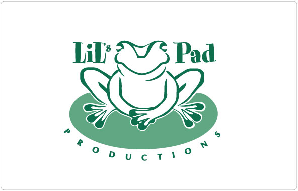 Lilspad Logo Design