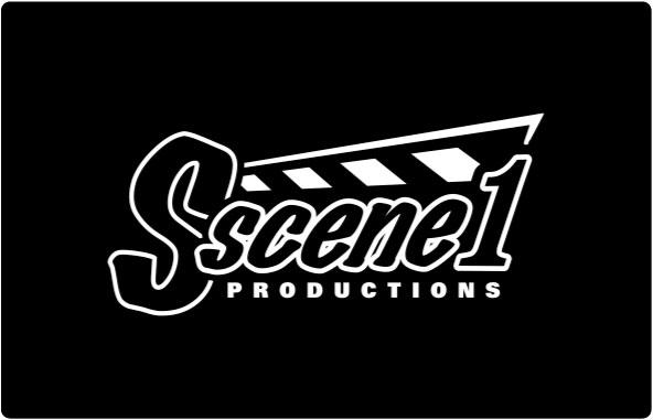 Scene One Productions Logo Design
