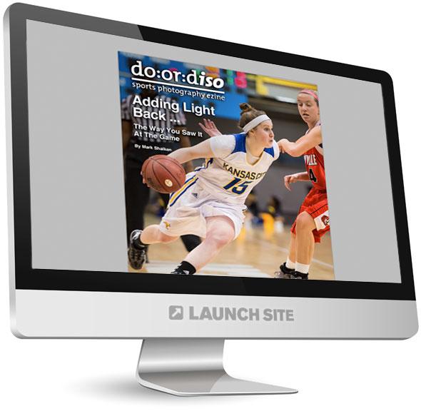 Wordpress Photography Blog Design 4