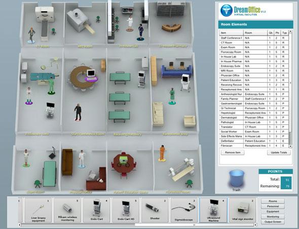 AS3 Clinic Designer