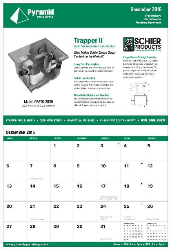 Calendar Design 4