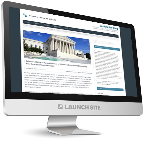 Wordpress Responsive Design Kansas City JDL Studio Design 2