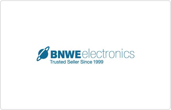 BNWE Electronics Logo Design