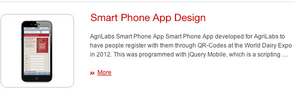 JDL Studio Smart Phone App Design
