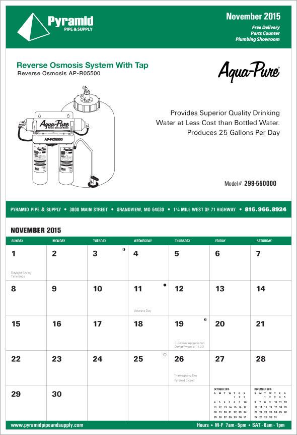 Calendar Design 3