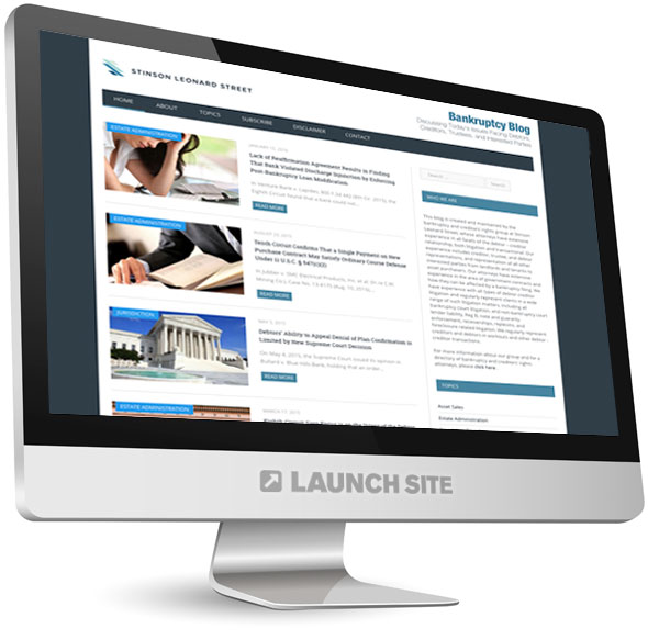 Wordpress Responsive Design Kansas City JDL Studio Design 1
